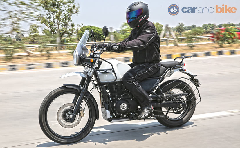 Royal Enfield Himalayan: Test Ride Review