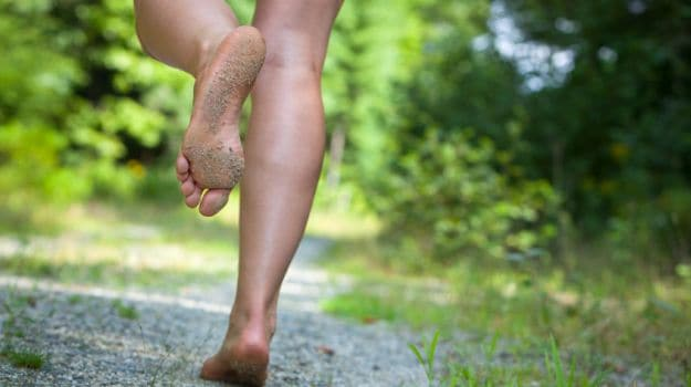 Ever Tried Barefoot Running? It Could Make You Smarter