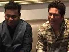 सचिन तेंदुलकर की बायोपिक साल की सबसे बहुप्रतीक्षित फिल्म है : एआर रहमान