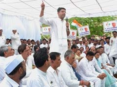 Sachin Pilot, Congress Leaders Detained During March Against Ordinance