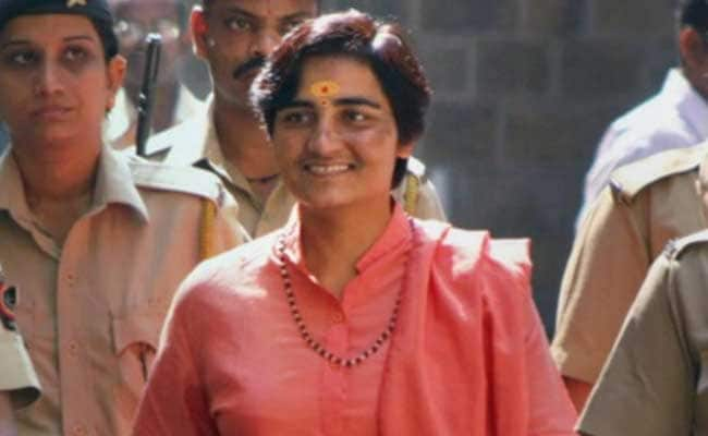 Pragya Thakur Safety Cover Fortified, May Get Z-Security