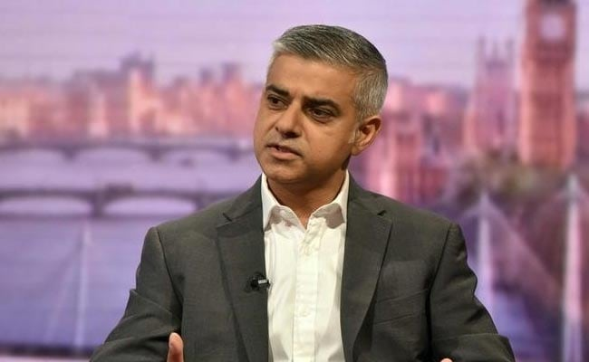 Trump's Feud With Sadiq Khan, London's First Muslim Mayor