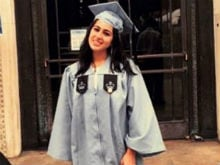 Saif Ali Khan's Daughter Sara Graduates From Columbia. Bollywood Next?