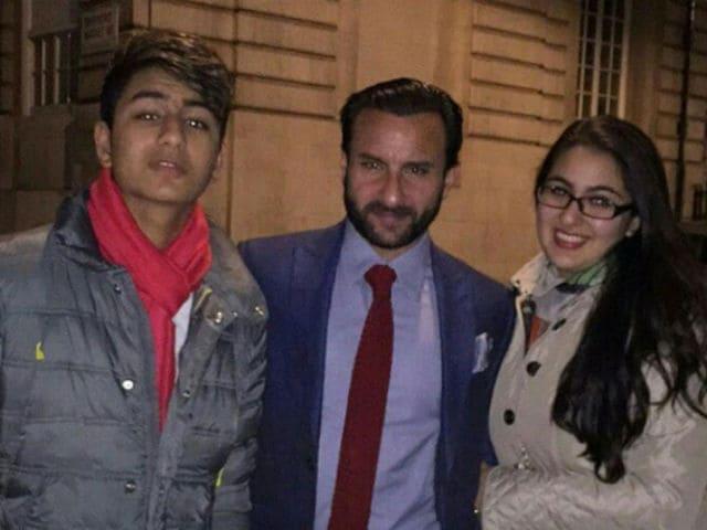 Saif Ali Khan's Daughter Sara Graduates From Columbia. Bollywood Next?