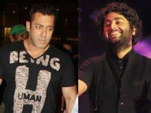 'सलमान ने फिल्म से नहीं हटाया अरिजीत का गाना, सिर्फ मिलने से किया था इनकार'