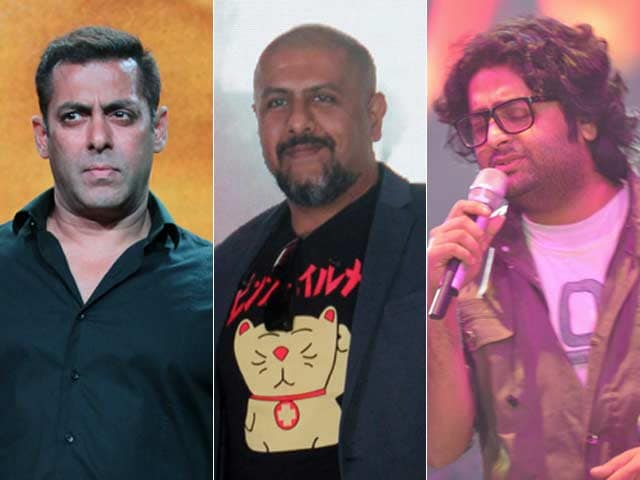 Salman Khan-Arijit Singh Controversy: Here's What Vishal Dadlani Said