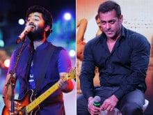 अरिजीत ने सलमान से मांगी माफी, कहा- 'सुल्तान' से उनका गाया हुआ गाना न हटाएं
