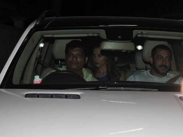 Zarine Khan is 'Happy' For Salman Khan And Iulia Vantur