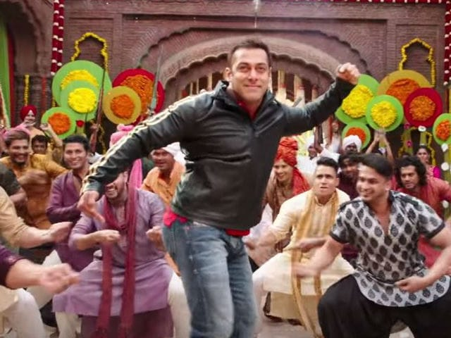 Salman Khan Dancing in Sultan Song is the Best Thing You'll See Today