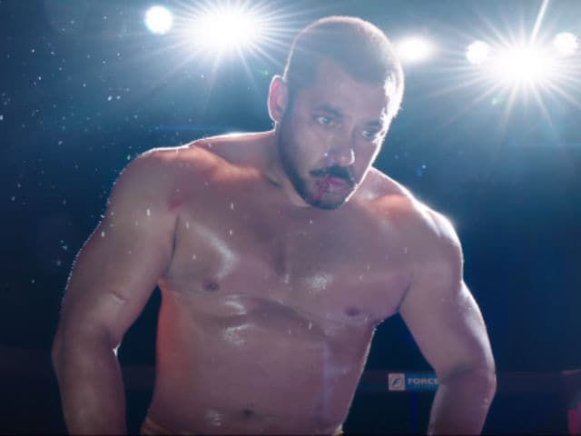 For Sultan, Salman Khan Fought Real Wrestlers And With Zero Help