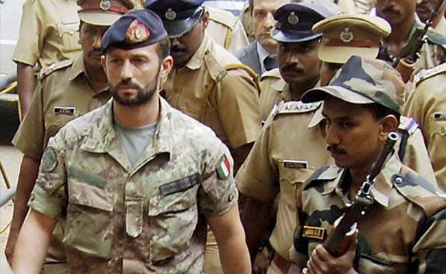 Supreme Court Agrees To Hear Marine Salvatore Girone's Plea To Go To Italy