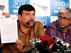 AAP Leaders Meet Delhi Police Chief, Seek Action Against Those Who 'Attacked' Minister