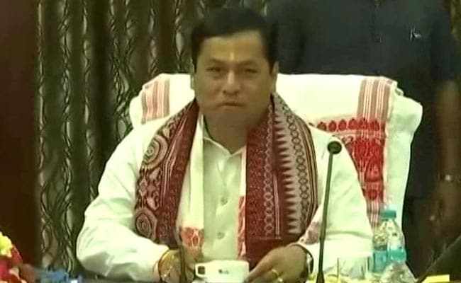 Make The Most Of Digital Media: Assam Chief Minister Sarbananda Sonowal Tells Students