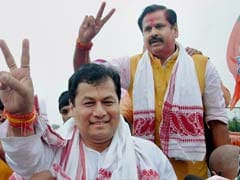 Sarbananda Sonowal Unanimously Elected As BJP Legislature Party Leader