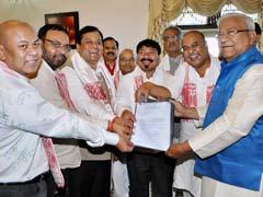 असम : पीएम मोदी व कई केंद्रीय मंत्रियों की मौजूदगी में आज मुख्यमंत्री पद की शपथ लेंगे सोनोवाल