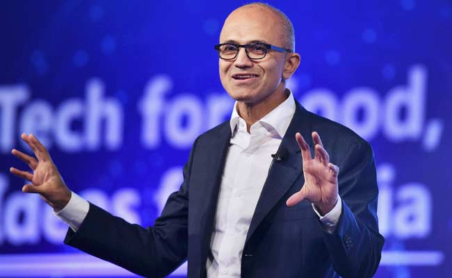 Satya Nadella's Bets Pay Off, Microsoft Finds A New Groove