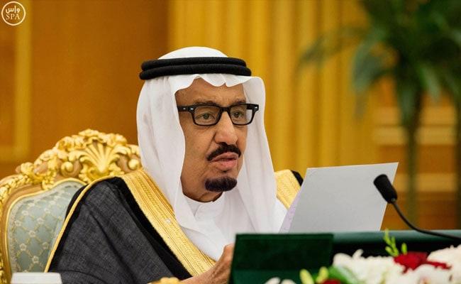 Saudi King Slams Iran As 'Spearhead Of Global Terrorism'