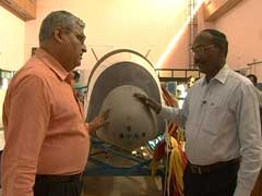 Top Scientist Explains The Swadeshi Space Shuttle; Launch Likely On Monday