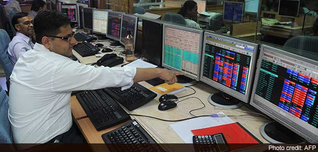 Sensex Touches 7-Month High; Weather Office Keeps Monsoon Forecast