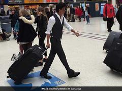 जब एक फैन ने एयरपोर्ट पर शाहरुख खान से कहा- 'आई लव यू अक्षय कुमार'...