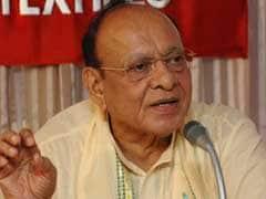 Shankarsinh Vaghela Set To Join Sharad Pawar's Party