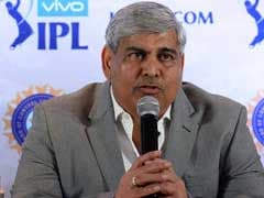 PCB Unhappy With Shashank Manohar's Approach Towards Compensation Case