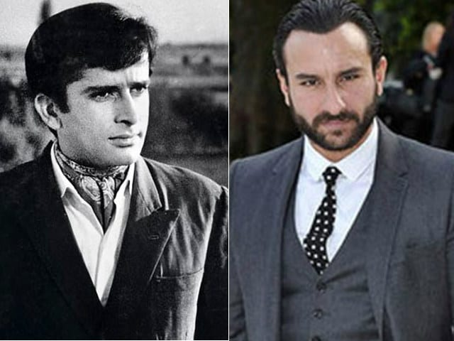 When Saif Ali Khan 'Bit' Shashi Kapoor's Co-Star Who Was Playing Villain