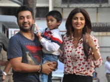 Shilpa Shetty's Son Viaan's Birthday Party Was in Candyland
