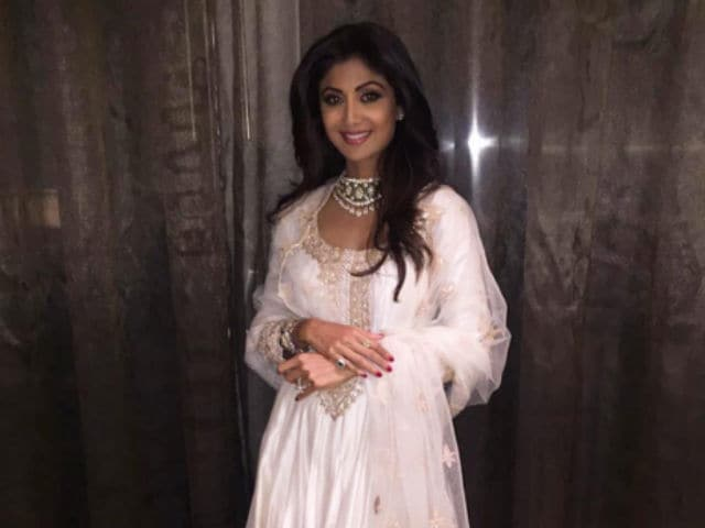 Pics From Shilpa Shetty's Fabulous Dinner Party For Friends