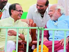 PM Modi On Kitchen Tiles: <i>Sarkari</i> Touch For Madhya Pradesh Home Scheme