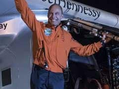 Solar Impulse 2 Lands In Oklahoma On Record-Breaking Flight