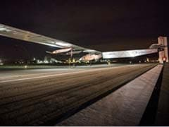 Solar Impulse 2 Takes Off On Next Leg Of Round-The-World Flight