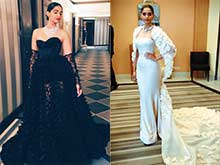 At Cannes, Sonam Kapoor is the Yin and Yang of Fashion