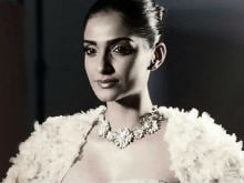 On Cannes Red Carpet, Sonam Kapoor is Fashion's Caped Crusader