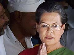 Fight Forces Who Divide Society, Spread Hatred: Sonia Gandhi On Independence Day