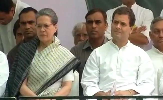 The Congress Will Not Bow Down: Sonia Gandhi Tells Modi Government, RSS