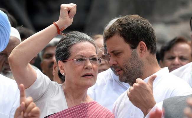 Rahul Gandhi To Take Over As Congress President Soon: Sonia Gandhi To NDTV