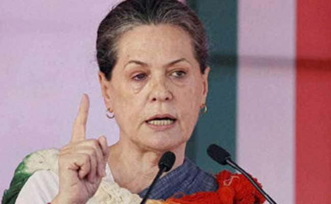 Indira Gandhi Was My Friend, Mentor: Congress President Sonia Gandhi