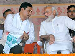 In Sonowal's First Speech As Assam Chief Minister, A Plea And A Promise