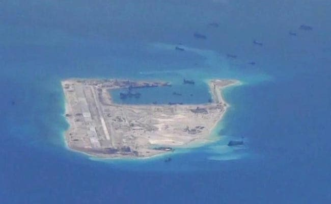US, Chinese Commanders Hold South China Sea Talks Via Video Conference