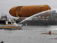'ET Comes Home' For NASA Fuel Tank's Ride To Los Angeles Site