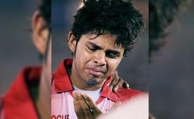 दागी तेज गेंदबाज एस.श्रीसंत को बीसीसीआई की दो टूक, 'आजीवन प्रतिबंध नहीं हटेगा'