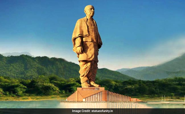 'Statue Of Unity' To Be Ready For Inauguration On October 31: Government