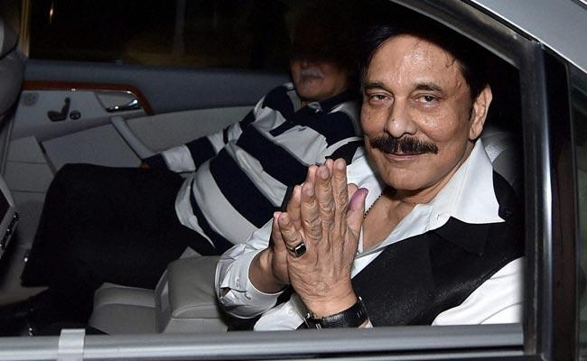 मुंबई में सेबी की अदालत में पेश हुए सुब्रत रॉय, अगली पेशी पर तय हो सकते हैं आरोप