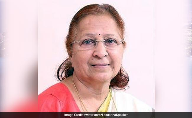 'Getting Feedback Lok Sabha Will Miss Me': Speaker Sumitra Mahajan