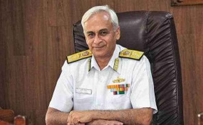Navy Chief Admiral Sunil Lanba Heads To Israel Ahead Of PM Narendra Modi's Visit