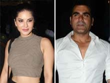 Sunny Leone, Arbaaz Khan to Star in <I>Tera Intezaar</i>