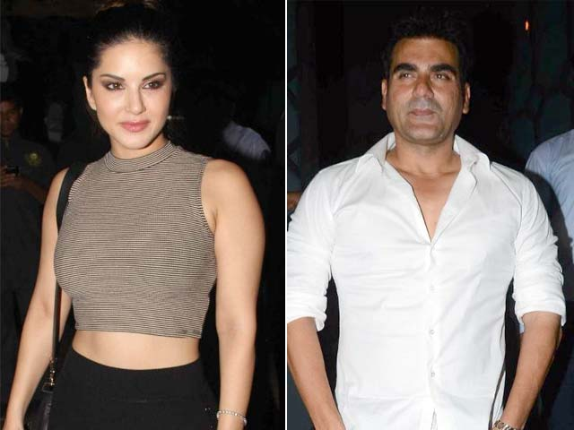 Sunny Leone, Arbaaz Khan to Star in Tera Intezaar