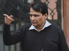 BJP Fields Suresh Prabhu And MJ Akbar For Rajya Sabha Elections