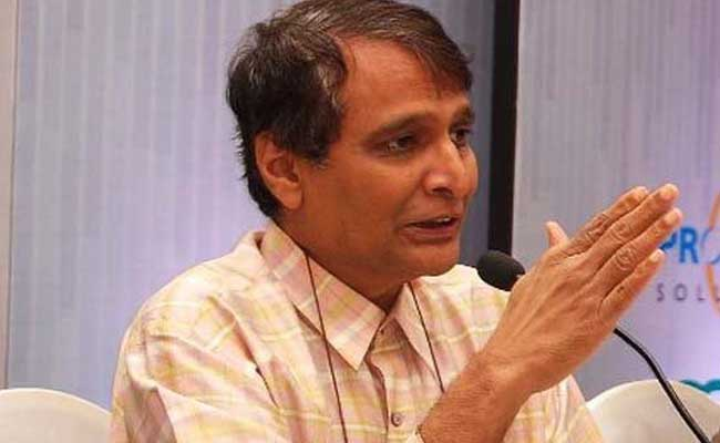 'Trying To Take Railways Out Of ICU': Suresh Prabhu